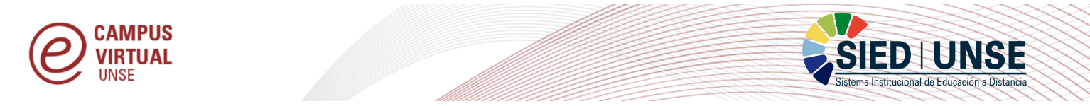 Logo of SIED - Campus UNSE